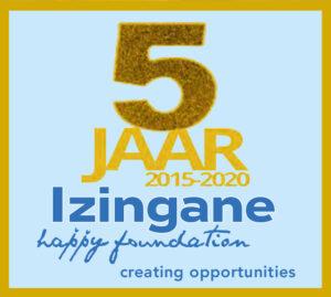 5 Jaar Izingane Happy Foundation